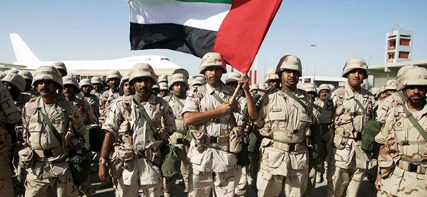 BAE Afganistan'daki askeri varlığını güçlendirecek