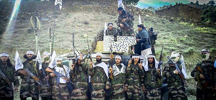 Taliban'dan ateşkese 'şartlı' kabul: Yabancı güçleri vurmaya devam edeceğiz