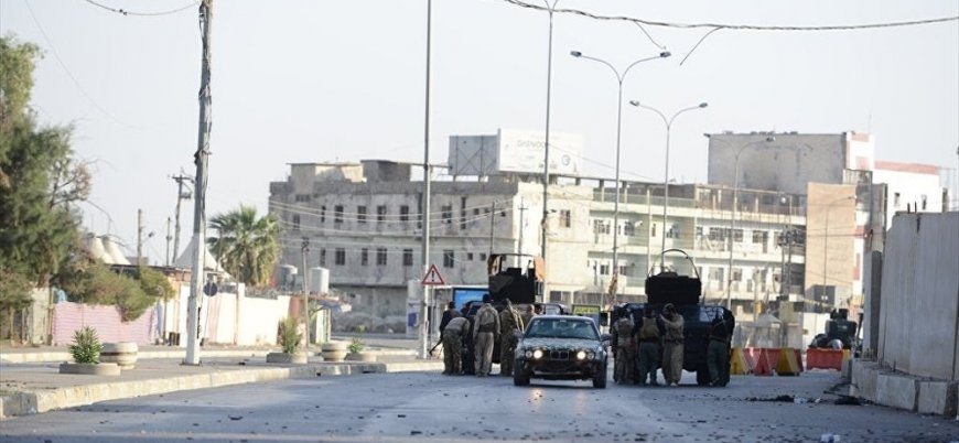 Kerkük'te bombalı saldırı: 1 ölü, 7 yaralı