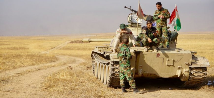 Kuzey Irak'taki PKK-KDP savaşı büyüyor