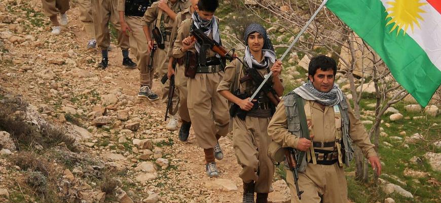 Devrim Muhafızları ile Peşmerge arasında çatışma