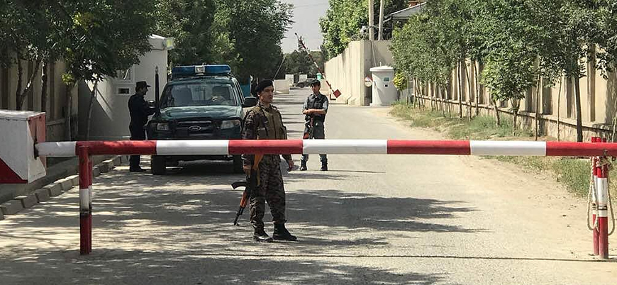 IŞİD'den Kabil'de bakanlığa bombalı saldırı