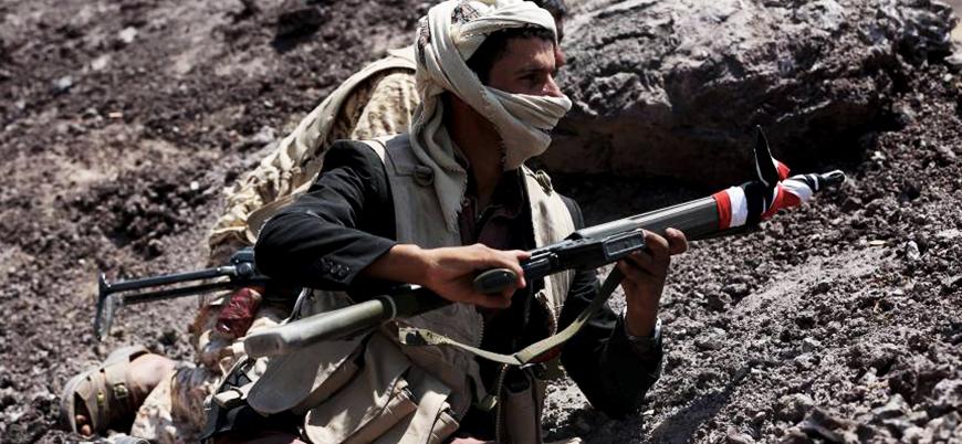 Suudi vizyonu Yemenli mağaza çalışanını keskin nişancıya çevirdi