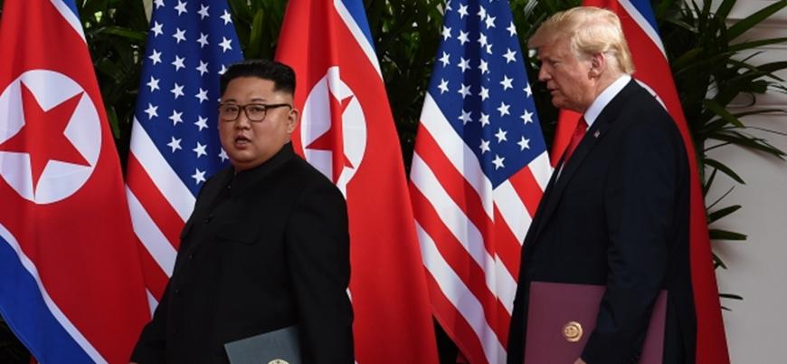 Kuzey Kore: ABD ile diyaloğa gerek görmüyoruz