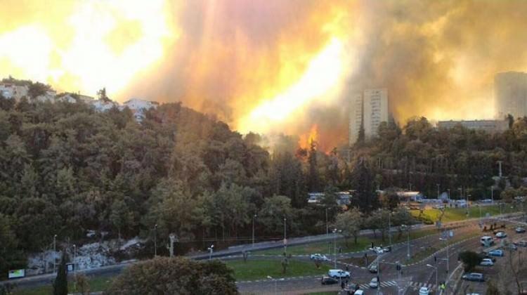 'İsrail Yangını'nın bilançosu açıklandı