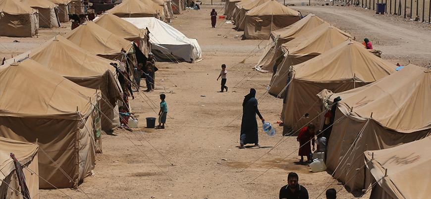 Yıkıntılar içinde Irak: 2 milyondan fazla sivil evsiz