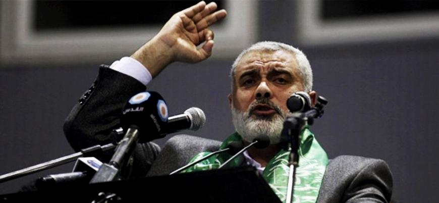 Hamas Siyasi Büro Şefi İsmail Heniye ile röportaj