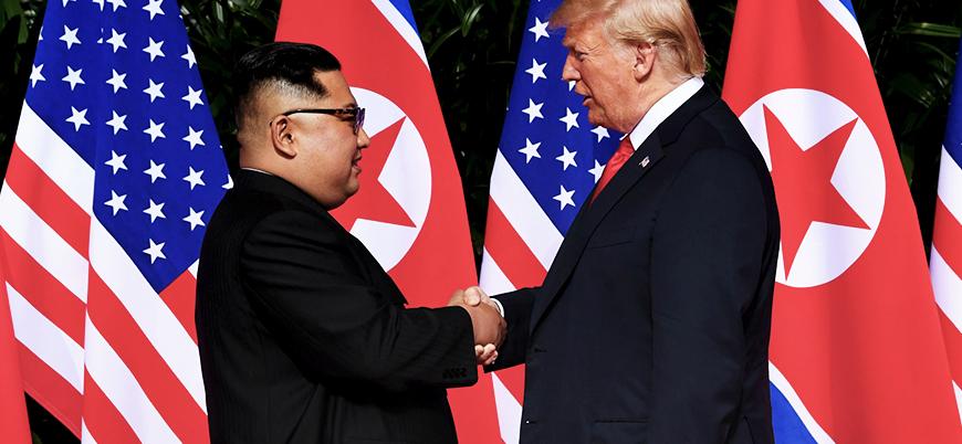 Trump-Kim buluşmasında tarafların 'vücut dili' analizi