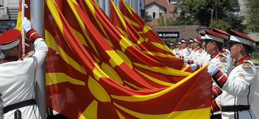 Makedonya'nın yeni ismi belli oldu