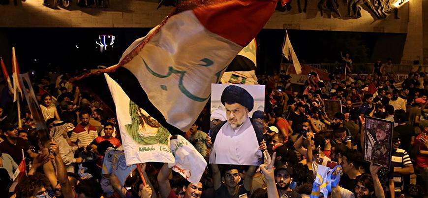 Irak'ta Sadr-Haşdi Şabi koalisyonu kuruldu