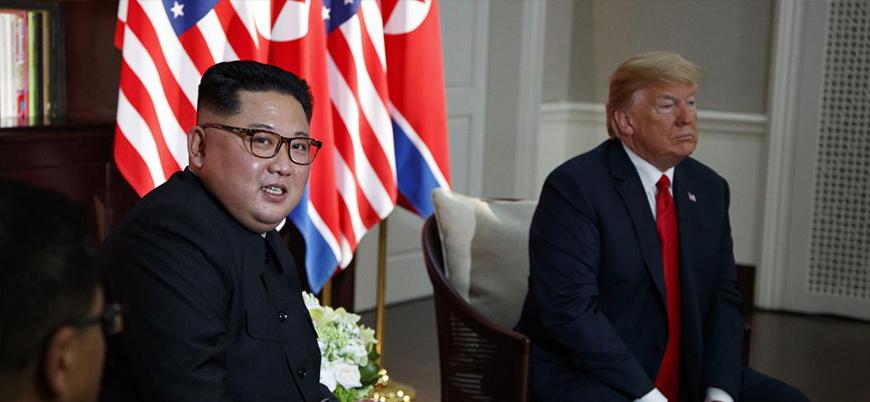 ABD Kore'de askeri tatbikatları durduruyor