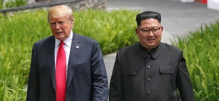 Kim, Trump'ın Beyaz Saray'a davetini kabul etti