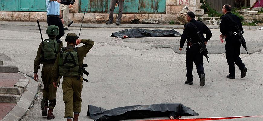 İsrail'den Batı Şeria'da baskın: 10 yaralı