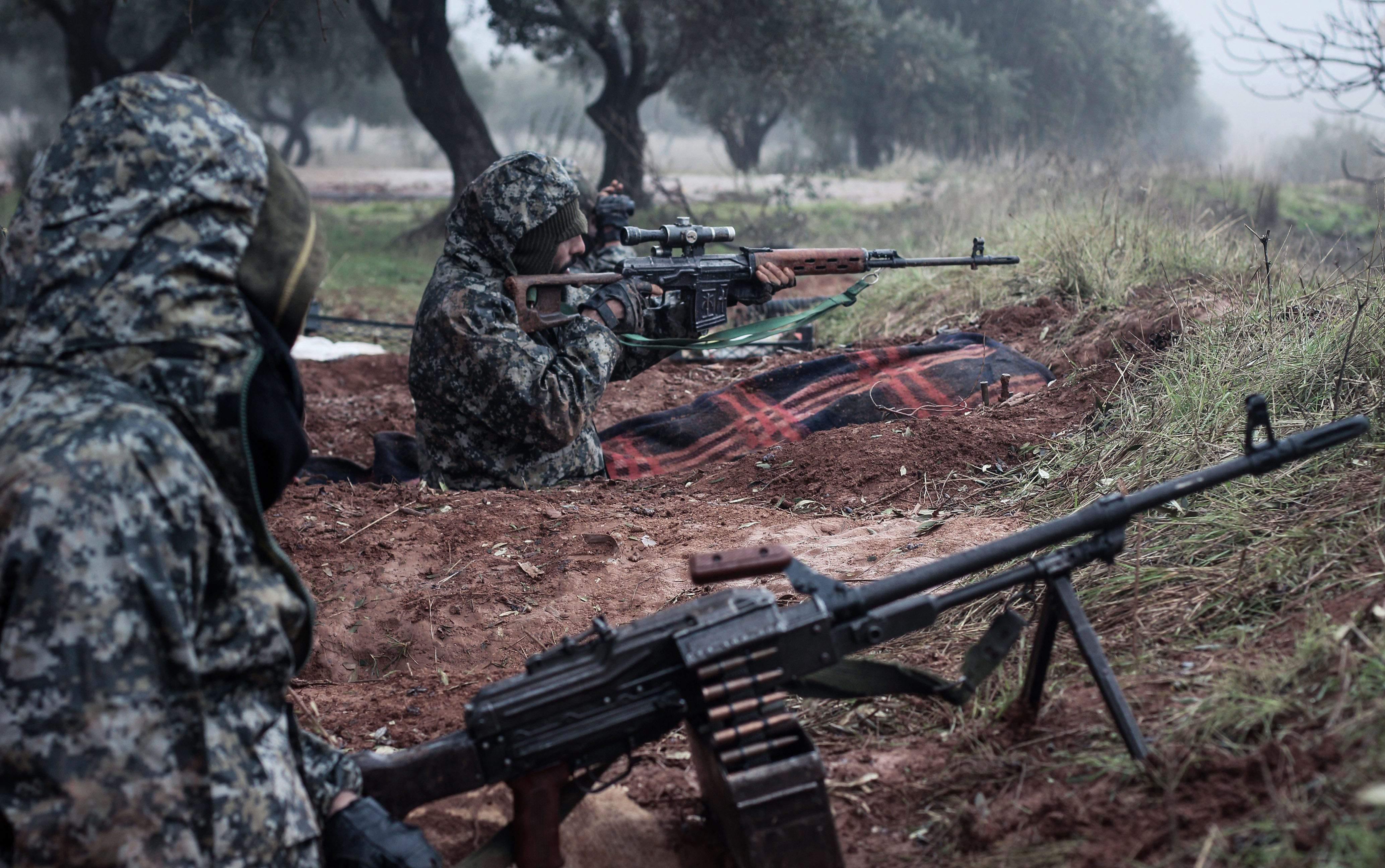 Suriye'de Afganistan tecrübesi tekerrür mü ediyor?