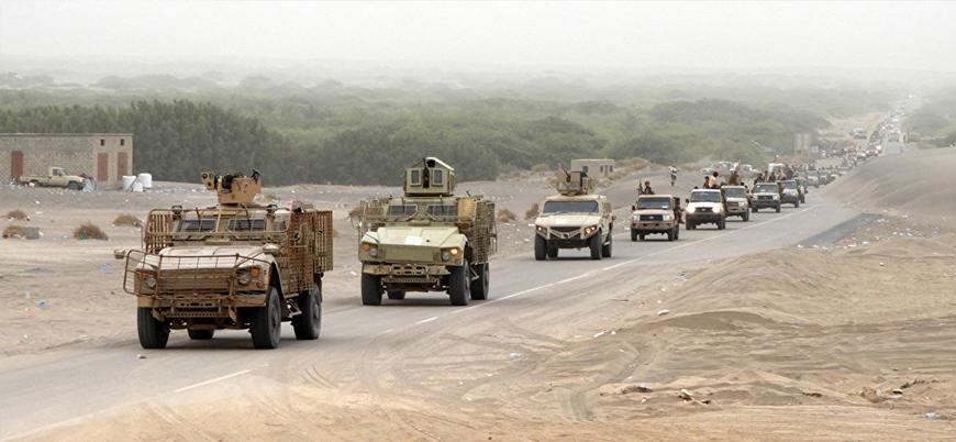 Koalisyon güçleri Hudeyde Havaalanı'na girdi