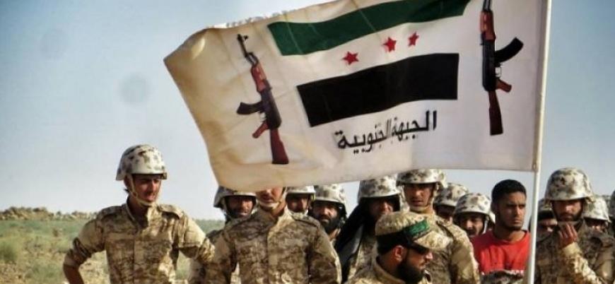 """""""Esed rejimi Deraa'ya saldırıya birkaç gün içinde başlayacak"""""""