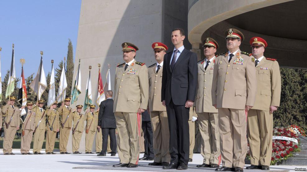 Esed'in generali 'daha acımasız olmadıkları için' pişman