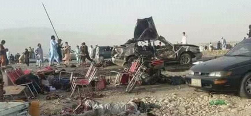 Afganistan'da IŞİD'den bayram kutlamalarına saldırı