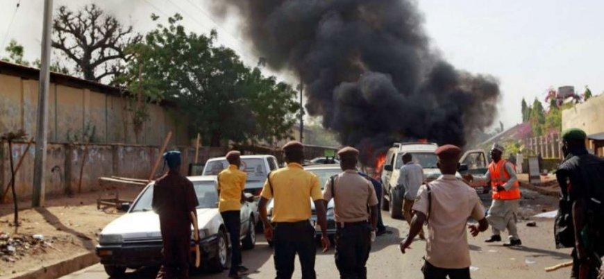 Nijerya'da bombalı saldırı: 20 ölü
