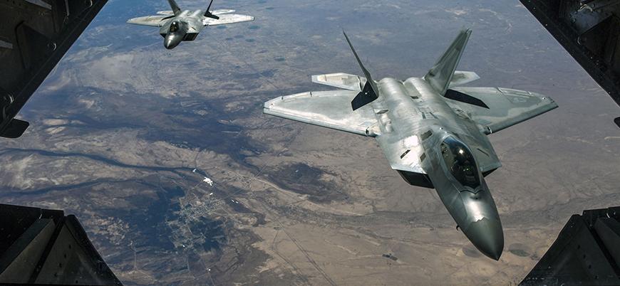 """""""Amerikan uçakları Esed rejimi askerlerini vurdu"""""""