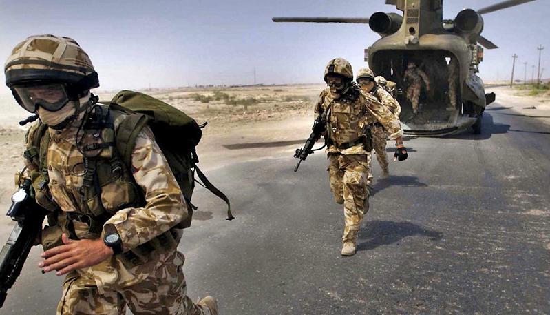 İngiltere 'Rus tehdidine' karşı 150 asker konuşlandıracak