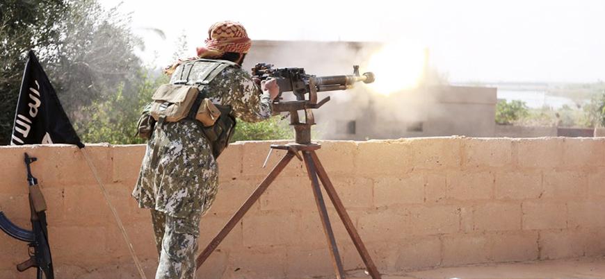 IŞİD'den Haseke'de PKK mevzilerine ani saldırı