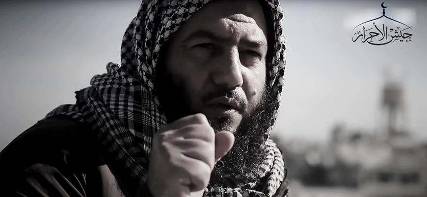 Suriye'de önemli muhalif isme suikast