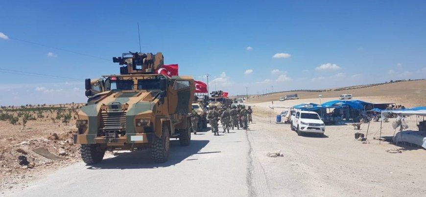 Türk askeri Münbiç'te