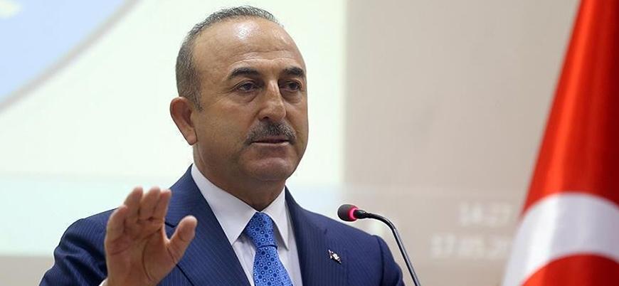 Çavuşoğlu'ndan Libya ile 'askeri işbirliği anlaşması' açıklaması