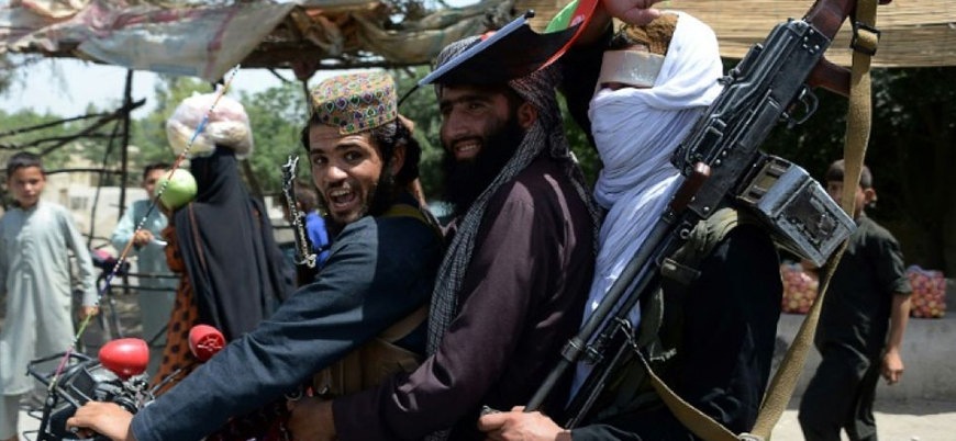 """Bayram ateşkesinde 2500 Taliban mensubu Kabil'e girdi"""