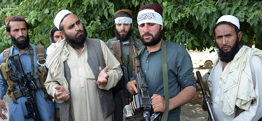 Taliban Afganistan'ın batısında saldırdı: 50 asker öldü,  30'u kayıp