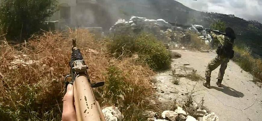 Lazkiye'de muhaliflerden rejime sızma saldırısı
