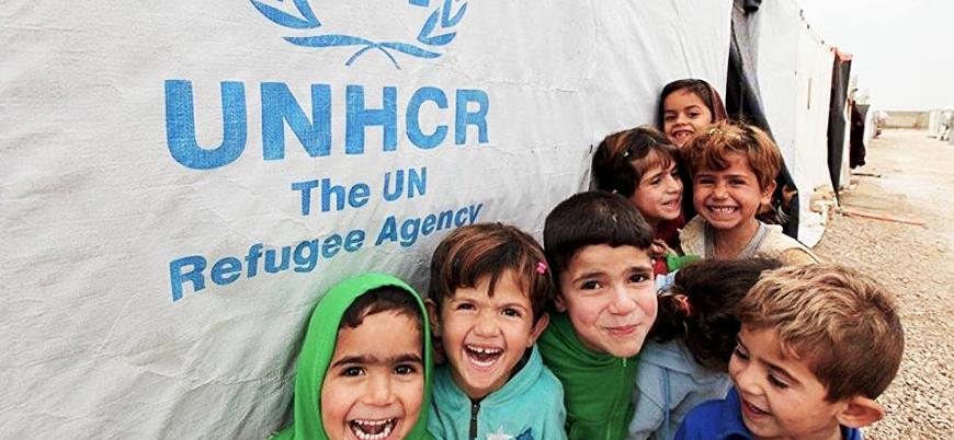 İkinci Dünya Savaşı'ndan bu yana sığınmacı çocuk sayısında rekor