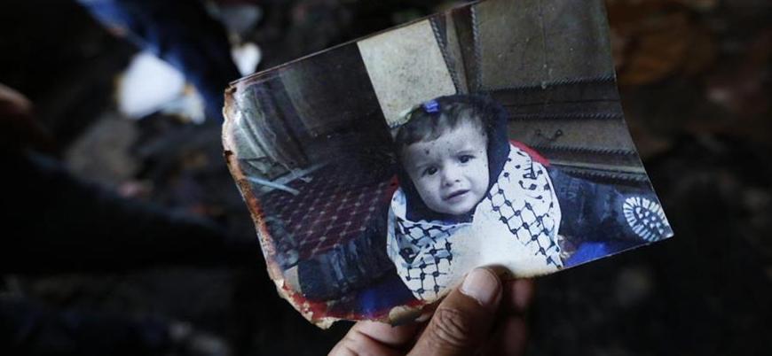 Yahudi yerleşimcilerden yakarak öldürdükleri bebeğin ailesine saldırı