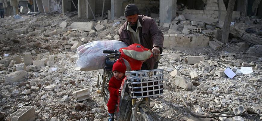 BM: Esed Doğu Guta'da savaş suçu işledi