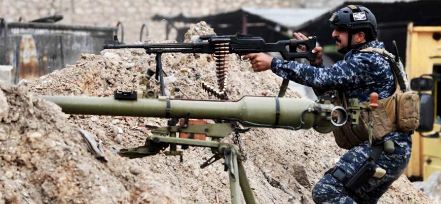 Bağdat hükümeti güçleri Hizbullah ile çatıştı