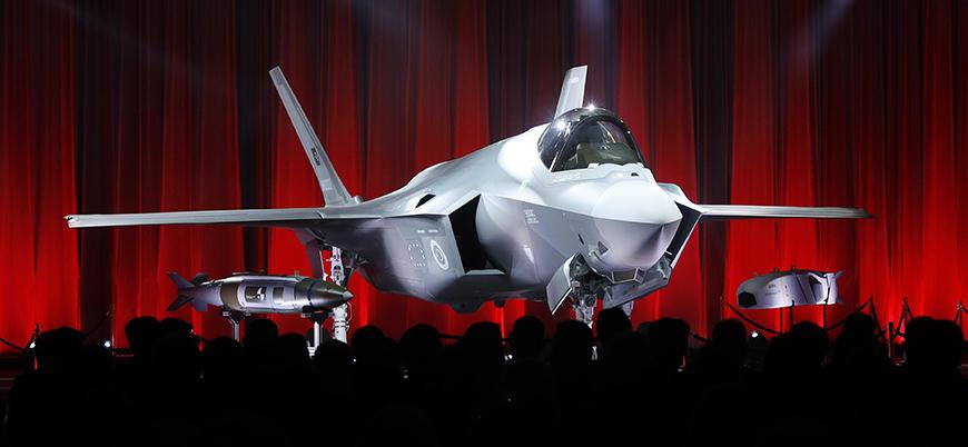 Türkiye'nin F-35'leri ABD'nin olacak