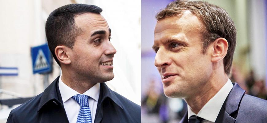 İtalya ve Fransa 'birbirine girdi'