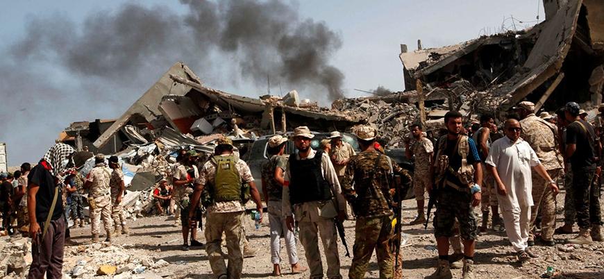 Kaddafi sonrası Libya'da düzenlenen hava saldırıları ve ölen siviller