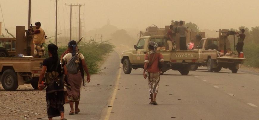 Suudi koalisyonu Yemen'de ateşkese hazır