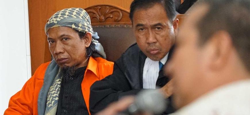 Endonezya'da IŞİD bağlantılı olduğu öne sürülen din adamına idam