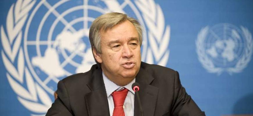 BM Genel Sekreteri'nden Suriye'de taraflara çağrı