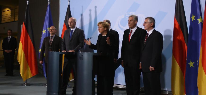 Almanya'da erken seçim iddiası