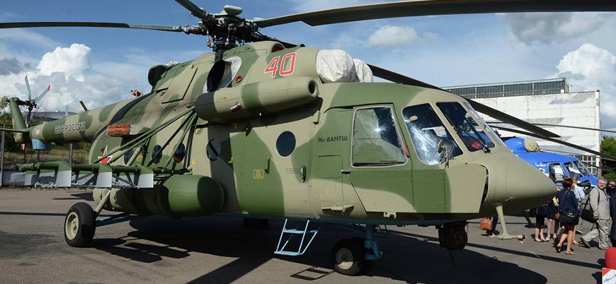 Rusya 11 hava aracını Suriye'den geri çekti