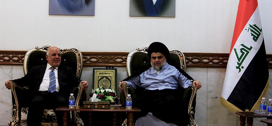 Irak'ta İbadi ve Sadr ittifak kurdu