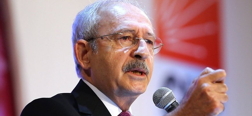 Kılıçdaroğlu: Lütfen devlet memuru olduğunuzu unutmayınız