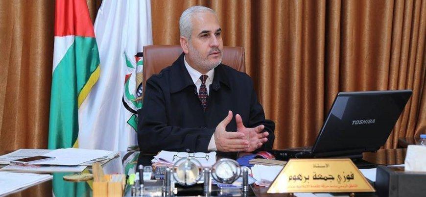 Hamas'tan BM'ye çağrı: Adil olun