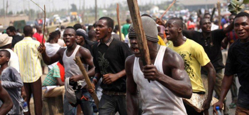 Nijerya'daki şiddet sarmalında birkaç günde 55 kişi öldü