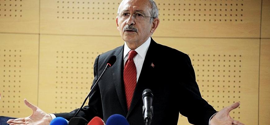 CHP lideri Kılıçdaroğlu: Bu bütçe darbe bütçesidir