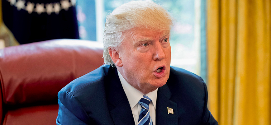Trump: IŞİD'e karşı yüzde yüz zafer kazandık